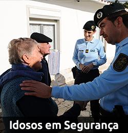 Resultado de imagem para GNR / AVEIRO: Ação de sensibilização – Operação Idosos em Segurança