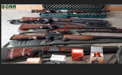Foto de Armamar - Cinco detidos por caça ilegal