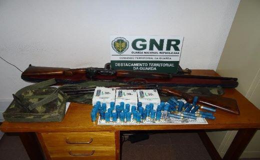 Foto de Celorico da Beira e São Pedro do Sul – Três detidos por caça ilegal