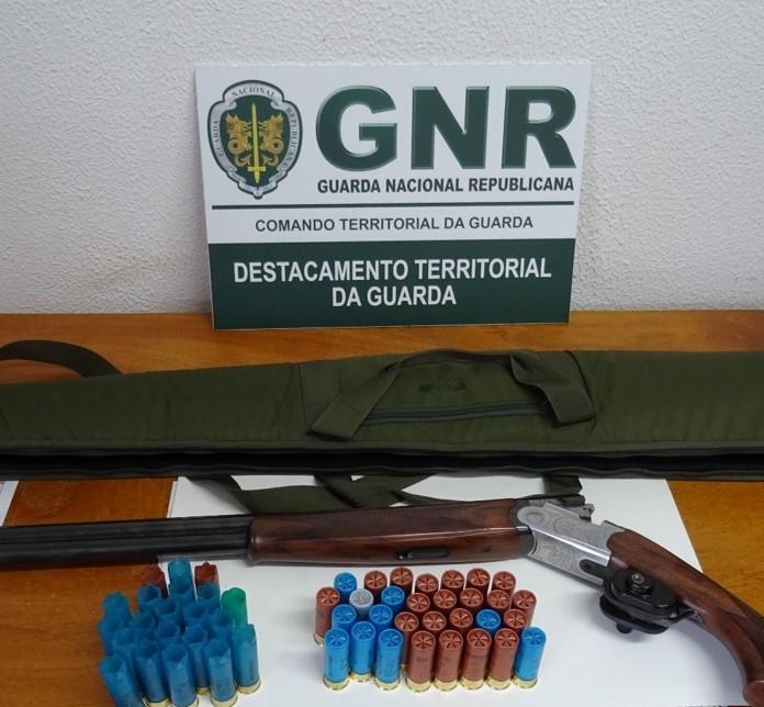 Foto de Figueira de Castelo Rodrigo – Detido por caça ilegal