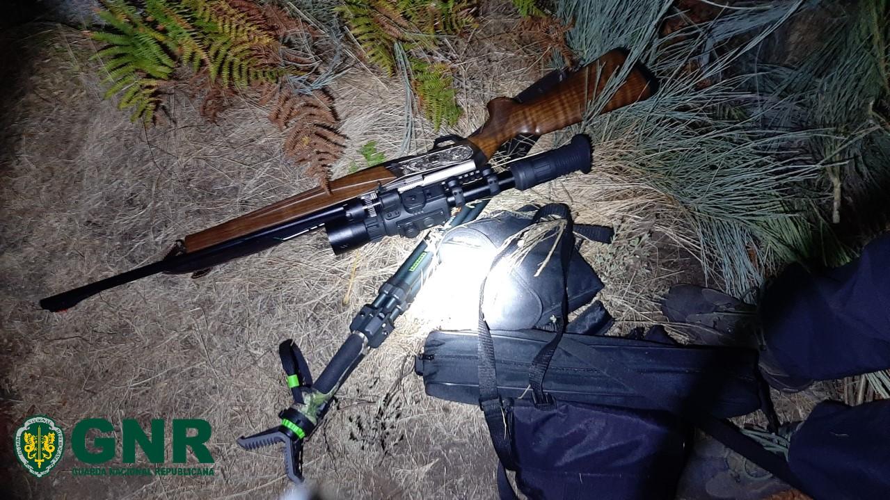 Foto de Cinfães – Detido por caça ilegal