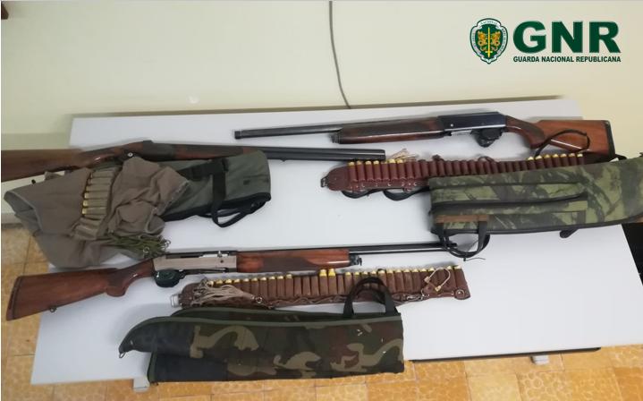 Foto de Torres Vedras – Três detidos por caça ilegal