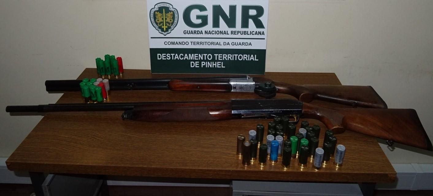 Foto de Trancoso – 2 detidos em flagrante por caça ilegal